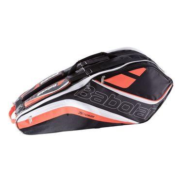 Babolat Team Line 6 Pack Tennis Bag - Fluo Red