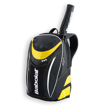 Babolat Club Line Backpack 2015 Yellow Tennis Bag