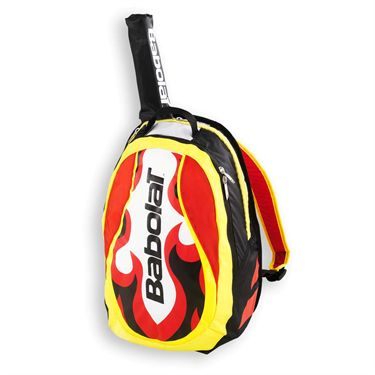 Babolat Club Line Boy Backpack 2015 Yellow/Red Tennis Bag