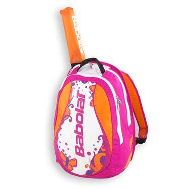 Babolat Club Line Boy Backpack 2015 Pink/Orange Tennis Bag