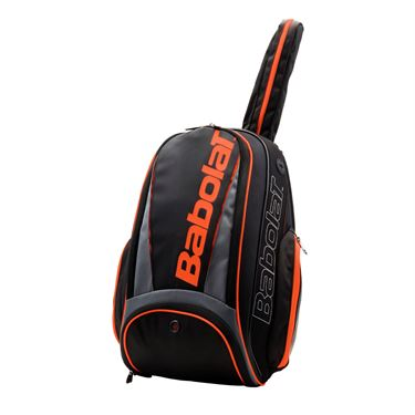 Babolat Pure Line Backpack - Black/Fluo Red
