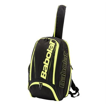 Babolat Pure Line Backpack - Black/Fluo Yellow