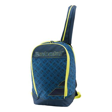 Babolat Club Line Classic Backpack - Blue/Yellow