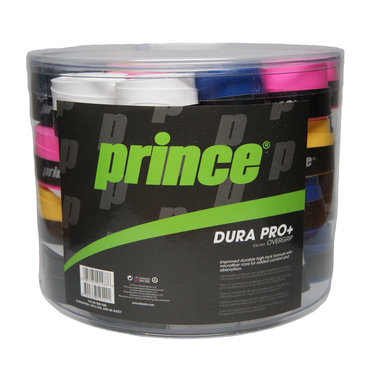Prince DuraPro Plus Overgrip Tennis Grip (50 Pack)
