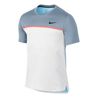 Nike Court Challenger Crew - White/Bright Mango