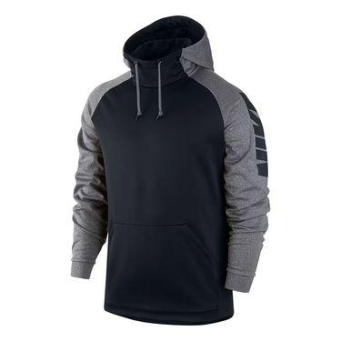 Nike Therma Training Hoodie - Black