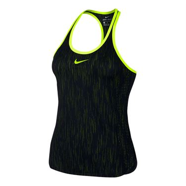Nike Court Dry Slam Tank - Black