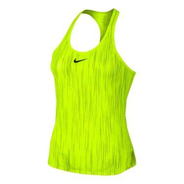 Nike Court Dry Slam Tank - Volt