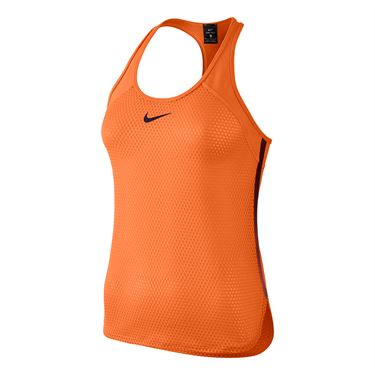 Nike Maria Flex Tank - Bright Mandarin/Purple Dynasty