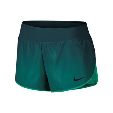 Nike Court Flex Short - Midnight Turquoise