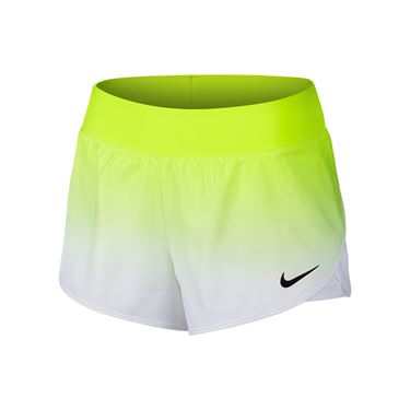 Nike Court Flex Short - Volt