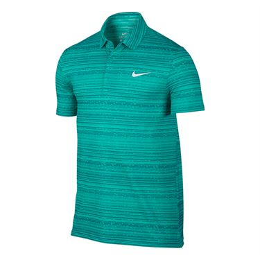 Nike Court Polo - Washed Teal