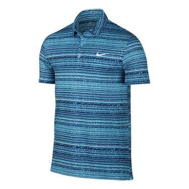 Nike Court Polo - Blue Cap