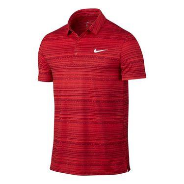 Nike Court Polo - Light Crimson
