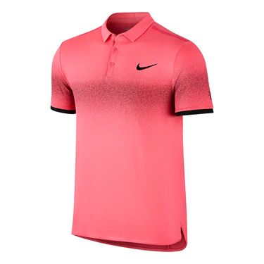 Nike RF Advantage Polo - Hyper Pink