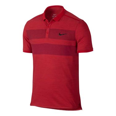Nike Court Dry Advantage Polo - University Red