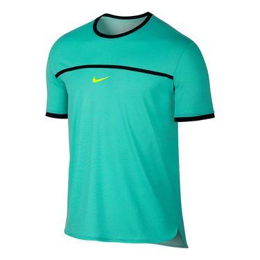 Nike Rafa Challenger Crew - Hyper Jade/Midnight Turquoise