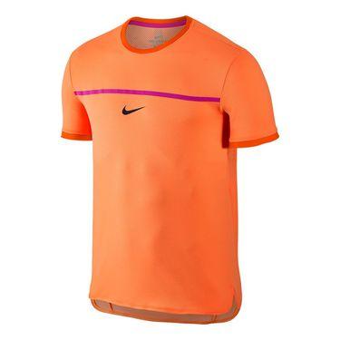 Nike Rafa Challenger Crew - Bright Citrus/Total Orange