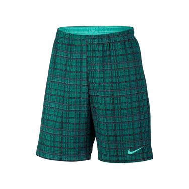 Nike Court Tennis Short - Rio Teal/Hyper Jade