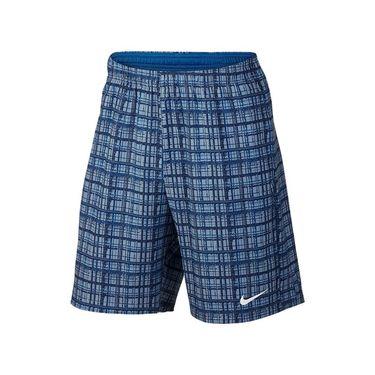 Nike Court Tennis Short - Blue Grey/Photo Blue