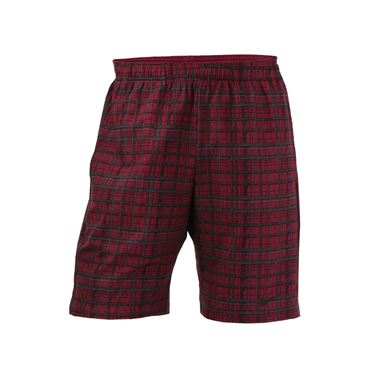 Nike Court Tennis Short - Noble Red/Black