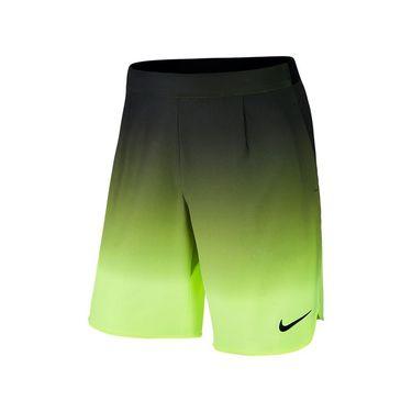 Nike Court Gladiator Short - Black/Volt