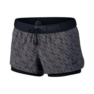 Nike Flex 2 In 1 Training Short - Dark Grey
