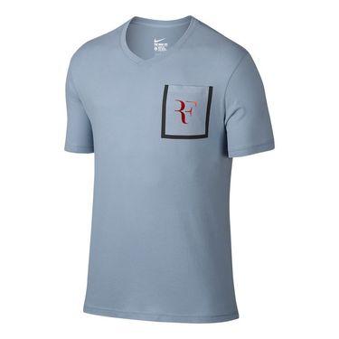 Nike RF Stealth Tee - Blue Grey