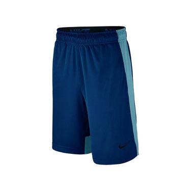 Nike Boys Dry Training Short - Blue Jay