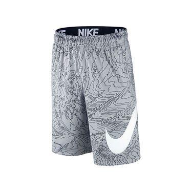Nike Boys Dry Training Short - Wolf Grey