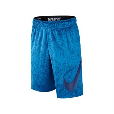Nike Boys Dry Training Short - Light Photo Blue