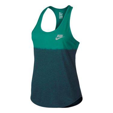 Nike Running Tank - Rio Teal/Midnight Turquoise