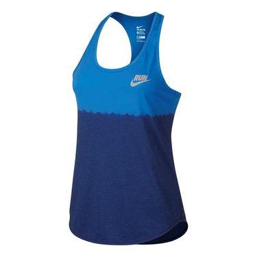 Nike Running Tank - Light Photo Blue