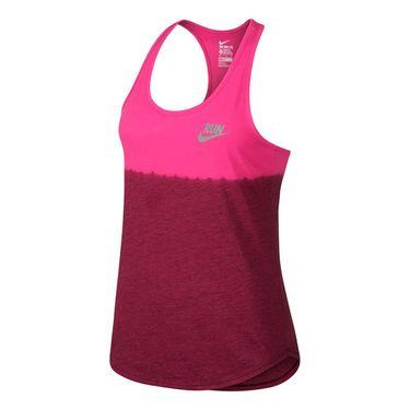 Nike Running Tank - Vivid Pink