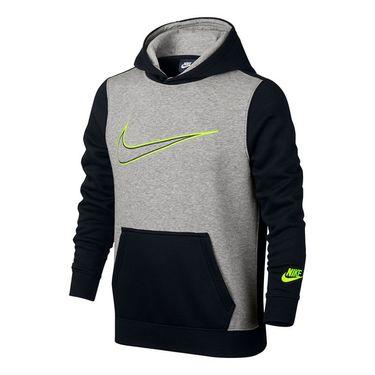 Nike Boys Sportswear Hoodie - Black
