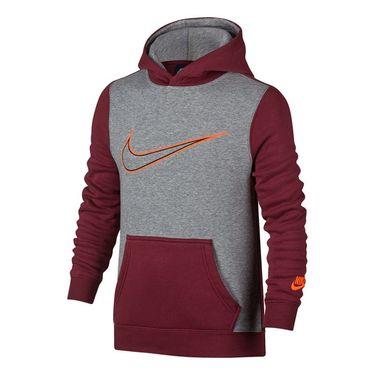 Nike Boys Sportswear Hoodie - Team Red