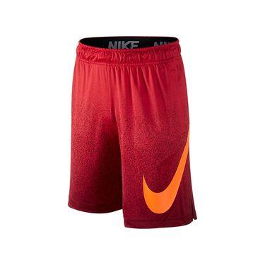 Nike Boys Dry Training Short - University Red
