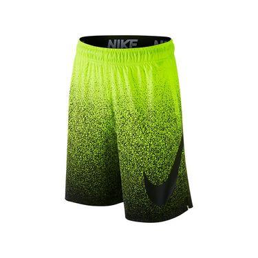 Nike Boys Dry Training Short - Volt/Black