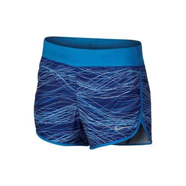 Nike Girls Dry Running Short - Light Photo Blue