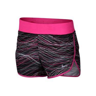 Nike Girls Dry Running Short - Light Hyper Pink