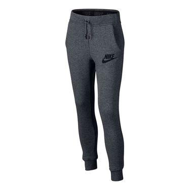 Nike Girls Sportswear Modern Pant - Carbon Heather