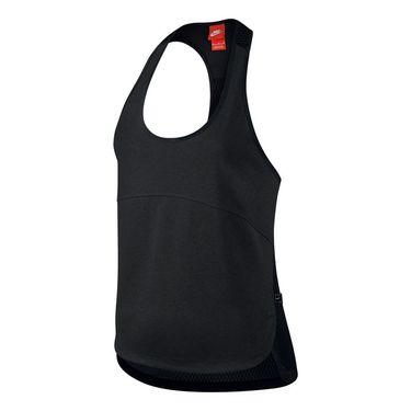 Nike Court Tank - Black Heather