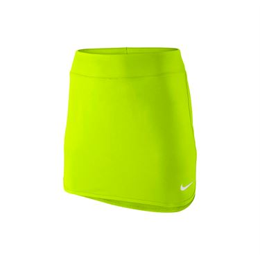 Nike Pure 14 Inch Skirt TALL - Volt