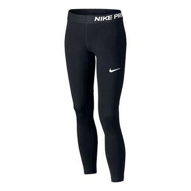 Nike Girls Pro Cool Tight - Black