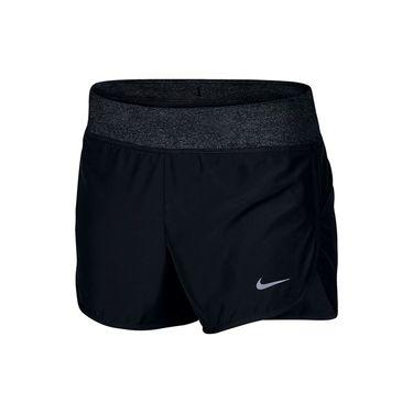 Nike Girls Dry Running Short - Black