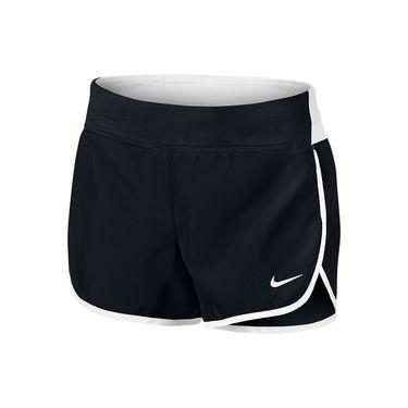 Nike Girls Rival Short - Black/White