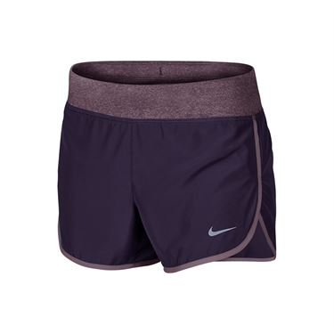 Nike Girls Dry Running Short - Purple Dynasty