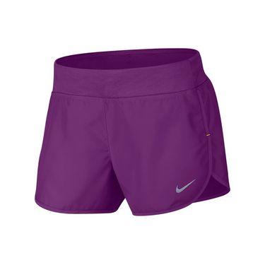 Nike Girls Dry Running Short - Bold Berry