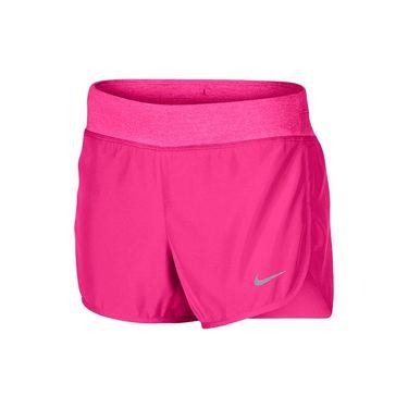 Nike Girls Dry Running Short - Hyper Pink