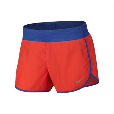 Nike Girls Rival Short - Max Orange